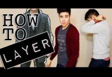 How To: Layer Clothing | Fashion Lookbook | Jairwoo