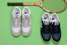 New Balance Launches First Heritage Court Shoe