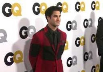 The GQ Men Of The Year Party: What Did Darren Criss Wear?
