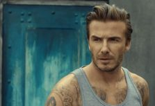 David Beckham For H&M Campaign Film