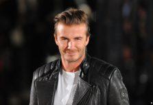 David Beckham Interview: David Beckham For Belstaff