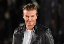 David Beckham Interview: David Beckham For Belstaff