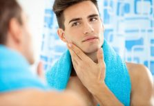 Evening Skincare Grooming Routine For Men