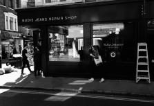 Nudie Jeans Store – Soho, London.