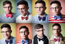 Wardrobe Essentials: Bow Ties