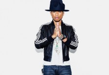 Adidas Original & Pharrell Now Partners