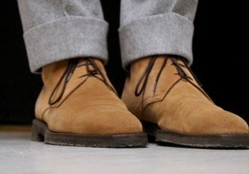 Our 5 Favourite Chukka Boots For Men
