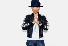 Adidas Original & Pharrell Now Partners