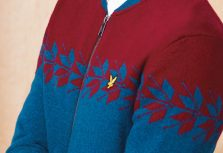 Lyle & Scott X Jonathan Saunders AW14 Collaboration