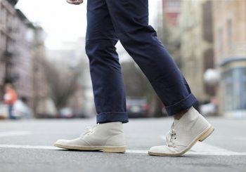 Wardrobe Essentials: Desert Boots
