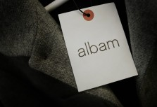 Albam Uses Portraits To Showcase AW14 Collection