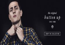 Ben Sherman: Behind The Scenes of the 1963 Button Up