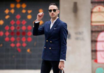 Wardrobe Essentials: Double Breasted Blazer