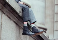 Thom Browne x Mr Porter AW14 Collection