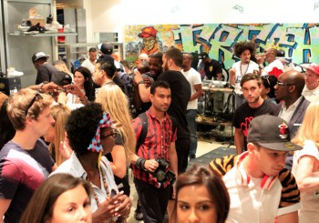 Recap: Harvey Nichols Launches Fresh Laces Sneaker Spot