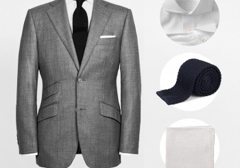 Anthony Sinclair Releases James Bond Ready-To-Wear Suit