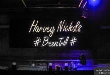 Harvey Nichols Launches #BEENTRILL#