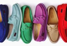 Sebago SS15 Collection