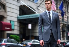 Introducing Gucci Men's Tailoring Campaign