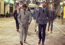 Hackett Collaborates With The Sartorial 7