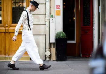 Wide Leg Trousers: The Skinny Jeans Of 2015?