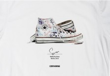 Urban Outfitters & Converse Collaborate on Exclusive Range of T-Shirts