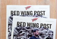 Red Wing Post Edition 1 Launched