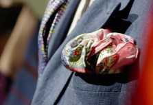 Turnbull & Asser's 130th Anniversary: Pocket Square