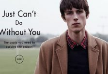 'Just Can't Do Without You': Topman's Definitive Winter Coats