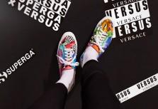 Versus Versace & Superga Collaboration
