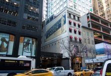 Turnbull & Asser Create Wall Mural On New York Townhouse