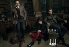 Dunhill Unveils  AW14 Campaign