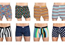 Happy Socks Launches AW14 Underwear Collection
