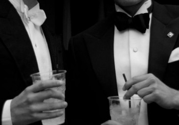 How To Master The Black Tie Look