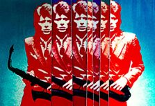 Mick Rock x Pretty Green: The David Bowie Collection