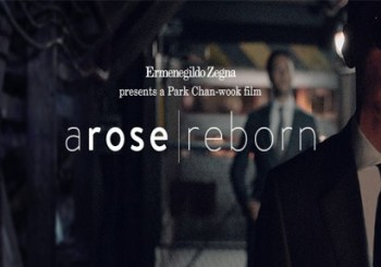Ermenegildo Zegna Collaboration With Park Chan-wook: A Rose Reborn