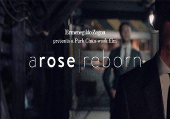 Ermenegildo Zegna Collaboration With Park Chan-wook: A Rose Reborn