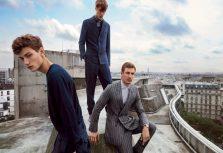 Ermenegildo Zegna Couture SS15 Campaign