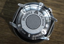 Maurice Lacroix Offers Free Watch For Movember