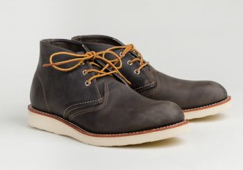 Red Wing Adds Heritage Chukka Boot To Their Collection