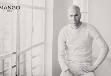 Zinedine Zidane To Be The Face of Mango's SS15 Campaign