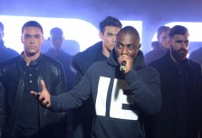 Idris Elba + Superdry host exclusive event to launch new collection