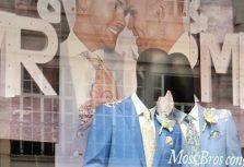 Moss Bros' Celebration Of Same Sex Marriage