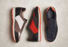 Ermenegildo Zegna's Spring Sneakers