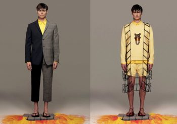 Wan Hung Cheung SS16 Collection
