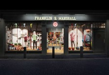 Franklin & Marshall Covent Garden Store Opens