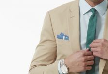 How To Wear a Tie Bar the GQ Way