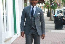 Grey on Grey Tailoring