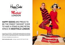 Happy Socks at Westfield
