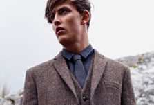 Primark & Harris Tweed AW14 – Adventure Awaits